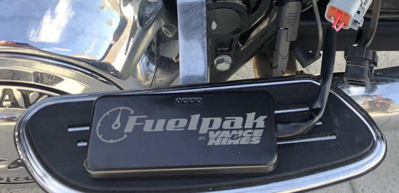 Street Glide Fuelpak Install…