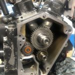 Cam Gear, Tappet Guides, Oil pump...
