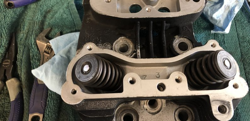 Valve Seals, Springs, and Keepers…