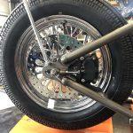 Rear wheel...