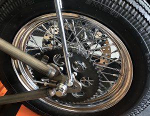 Rear wheel final drive 530 chain sprocket