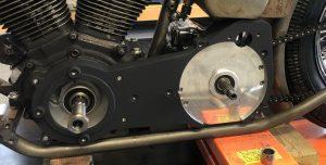 Primary Belt Drive Motor Plate