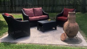 Cigar Lounge Patio