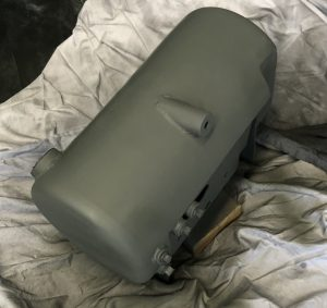 Oil Tank Primed