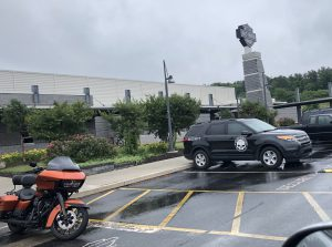 Harley Davidson Vehicle Operations Security Vehicle