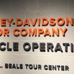 Harley Davidson Vehicle Operations Tour...