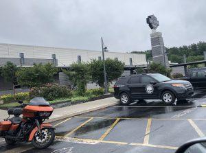 Harley Davidson Vehicle Operations Security Vehicle