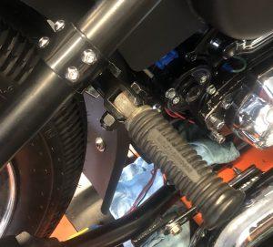 Harley Davidson Passenger Pegs
