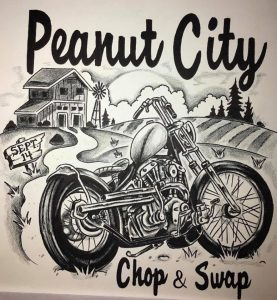 Peanut City Chop and Swap - Swapmeet and Chopper Show - Suffolk, VA