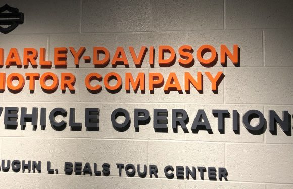 Harley Davidson Vehicle Operations Tour…