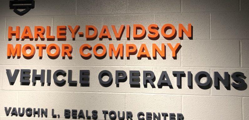 Harley Davidson Vehicle Operations Tour…