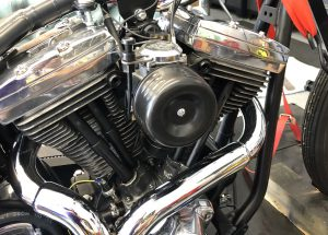 Lowbrow Customs Air Cleaner Cover