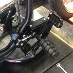 Foot controls - Rear Brake