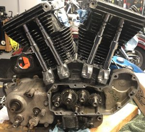 Oil Pump, Cam Gears, Tappet Guides, Pushrod covers...