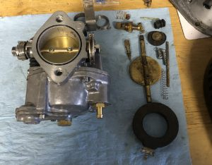 S and S Super E Carburetor Rebuild