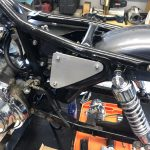 Sportster Aluminum Ignition Module Cover