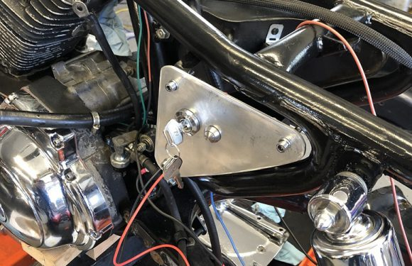 Sportster Project Wiring…