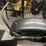 Garage Built Sissy Bar - Part I...
