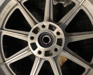 New Wheel Bearings and Seals