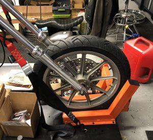 Sportster Front Wheel