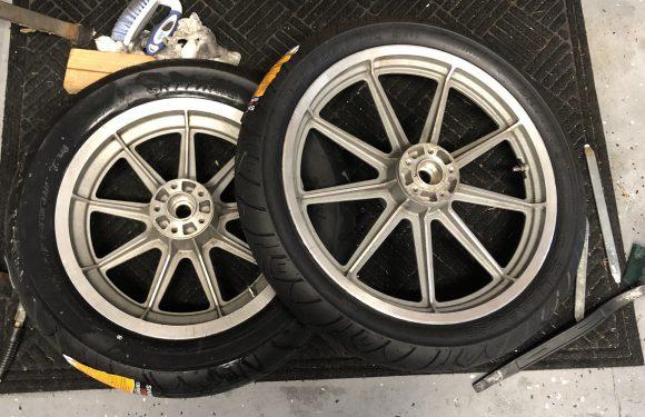 Wheels…