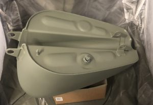 Sportster Fuel Tank Rattle Can Primer