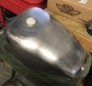 Sportster King Fuel Tank