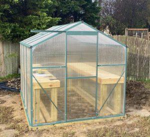 Backyard Greenhouse Kit