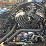 Carburetor Rebuild, Velocity Stacks, and Exhaust...