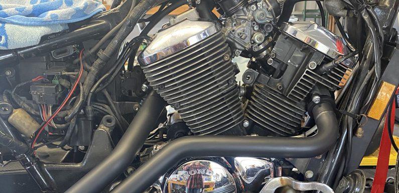 Carburetor Rebuild, Velocity Stacks, and Exhaust…
