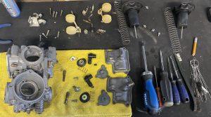 Honda Shadow Carburetor Rebuild