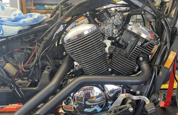 Carburetor Rebuild, Velocity Stacks, and Exhaust…
