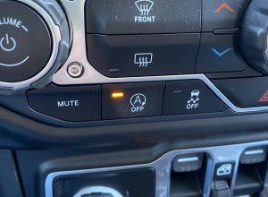 Jeep Auto Start (ESS) Disable Button