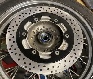 Honda Shadow Front Brake Rotor