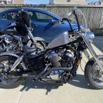 1999 Honda Shadow ACE Project -Finished?
