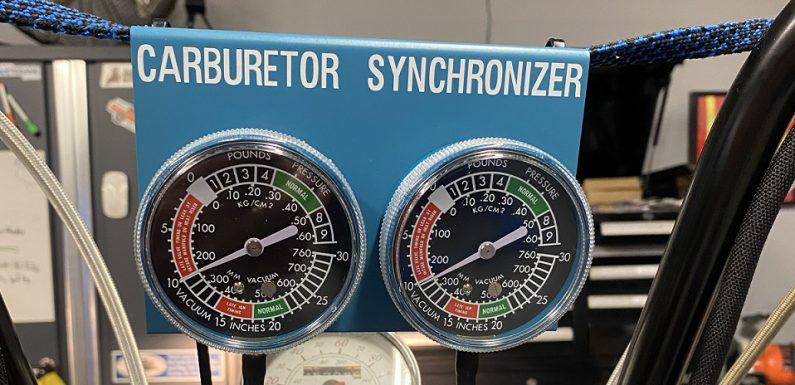 Dual Carb Sync…