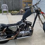 1988 Swedish Style Sportster Chopper