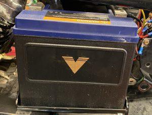 Shocker Battery
