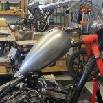 Narrow Mustang Tank from Throttle Addiction