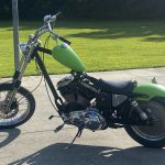1988 Sportster Swedish Style Project