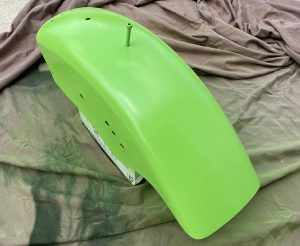Fender Bright Green Paint