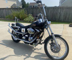 1999 Harley Davidson Dyna Wide Glide (FXDWG)