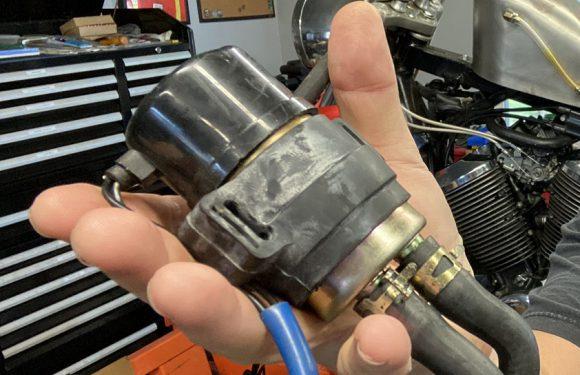 Shadow Fuel Pump Delete